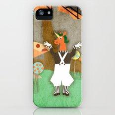 Oompa Loompa Unicorn Slim Case iPhone (5, 5s)