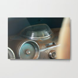 '58 Ford Edsel Metal Print