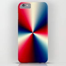 Red, White & Blue iPhone 6s Plus Slim Case