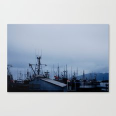 Harbor Canvas Print