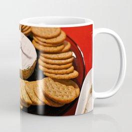 Cheese and Crackers Coffee Mug