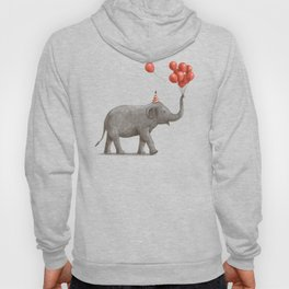 Party Elephant Hoody