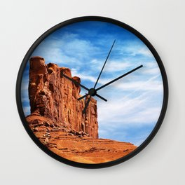 Monument Valley Arizona Wall Clock