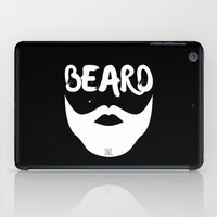 monster inc iPad Cases featuring BEARD INC. by WRDED