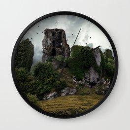 Carrigogunnell Castle Wall Clock