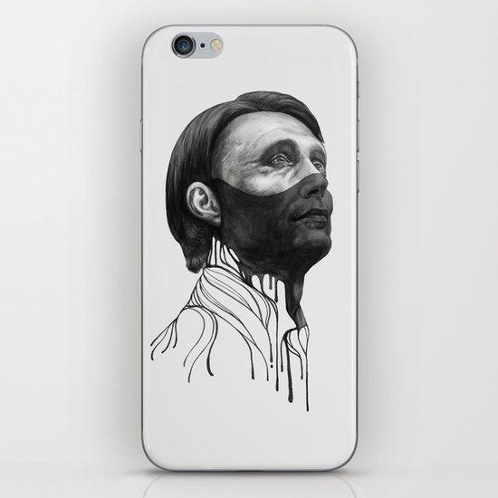 Hannibal Lecter iPhone & iPod Skin