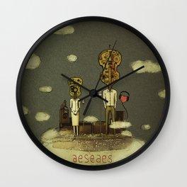 Six Songs Wall Clock