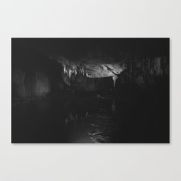 Prometheus Cave Canvas Print