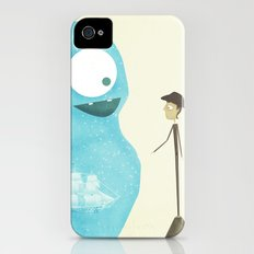 I Think I Ate Your boat iPhone (4, 4s) Slim Case