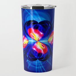 Abstract in pefection 111 Travel Mug