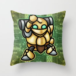 R-66Y Throw Pillow