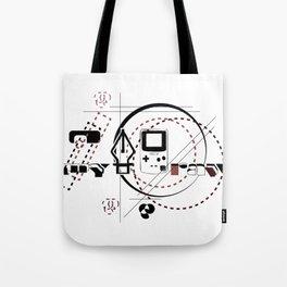 Pen Game Tote Bag