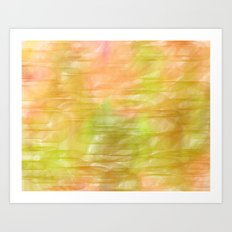 Grass Stains Art Print