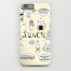 Lunch iPhone 6s Slim Case