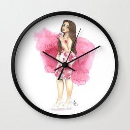 Passion Ice Tea Lemonade Wall Clock