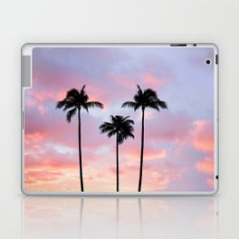 Palm Trees Sunset Photography Laptop & iPad Skin