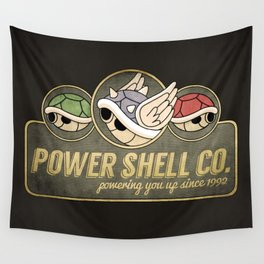Power Shell Co. Wall Tapestry