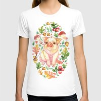 piglet T-shirts featuring Piglet by Achtung