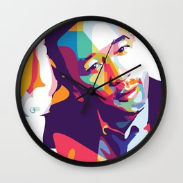 CAUS ALL OF ME Wall Clock