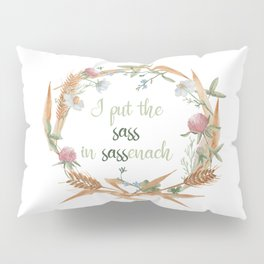 Sassenach Pillow Sham