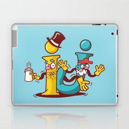 Í.J. Laptop & iPad Skin