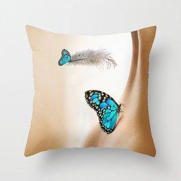 Shining Life Throw Pillow