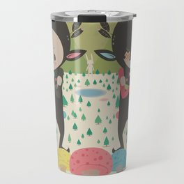 MAGIC LAVA 山 GOLD COINS Travel Mug