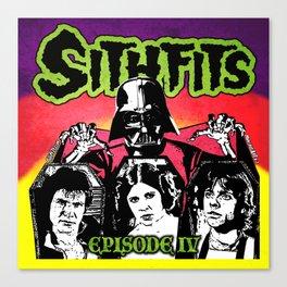Sithfits - IV Canvas Print