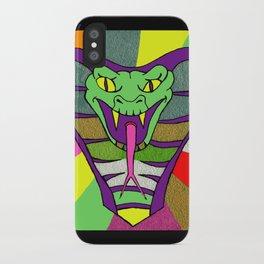 Snake Eyes iPhone Case
