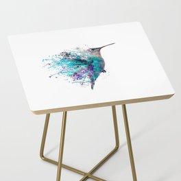 HUMMING BIRD SPLASH Side Table