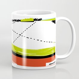 The wind which has the smell of the cherry 009 Coffee Mug