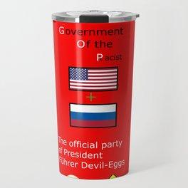 G. O. P. with President Führer Devil-Eggs Travel Mug