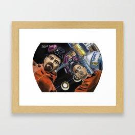 Cookin Framed Art Print