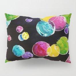 Rainbow bubbles Pillow Sham
