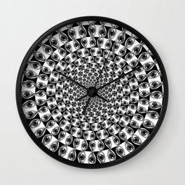Arcana Academy - Into the light Wall Clock