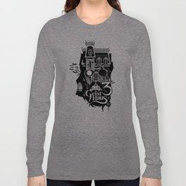 Geist Haus 3  Long Sleeve T-shirt