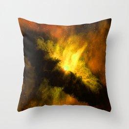 Universum Throw Pillow