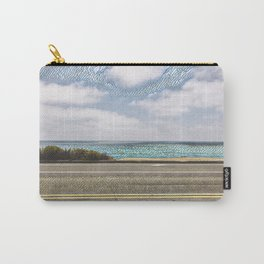 Cliffside Mosaic Carry-All Pouch