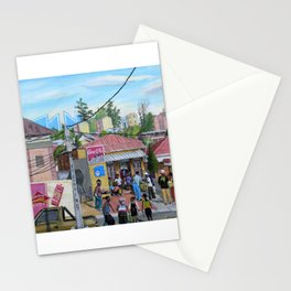 Tommy Machaba - Alex in a Day Stationery Cards