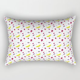 Strawberry, strawberry, banana! Rectangular Pillow