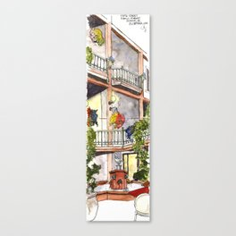 Fifth Street  Canvas Print