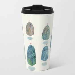 mountain reunion Travel Mug