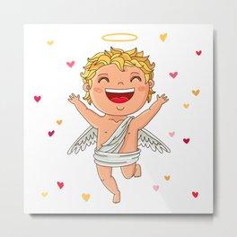 Cupid 02 Metal Print