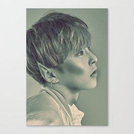 Elf Minseok Canvas Print