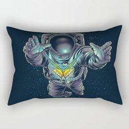 Butterstellar Rectangular Pillow