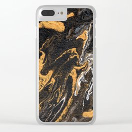 Masters of Magic Clear iPhone Case