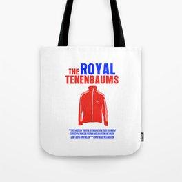 The Royal Tenenbaums Movie Poster Tote Bag