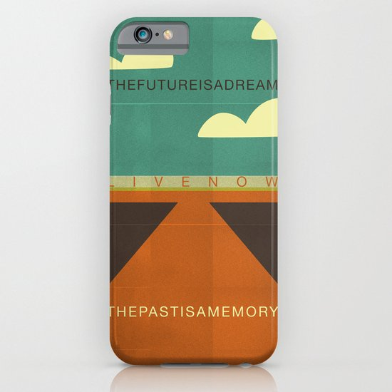 live now iPhone & iPod Case