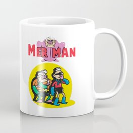 Merman Coffee Mug