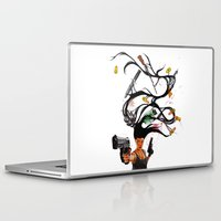 architect Laptop & iPad Skins featuring The Architect Pt. 2 by 3:33